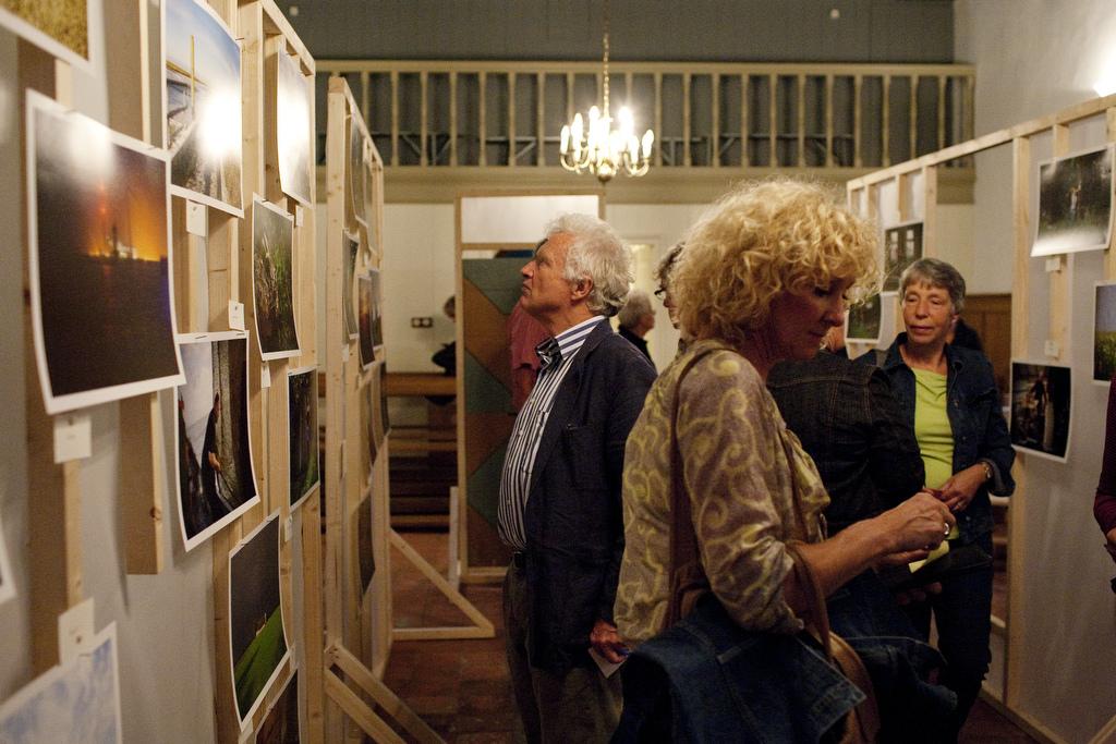 opening tentoonstelling